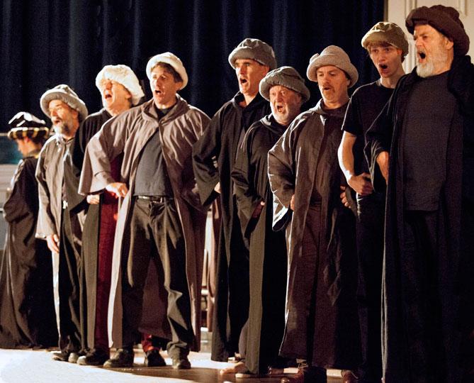 Chorus-men