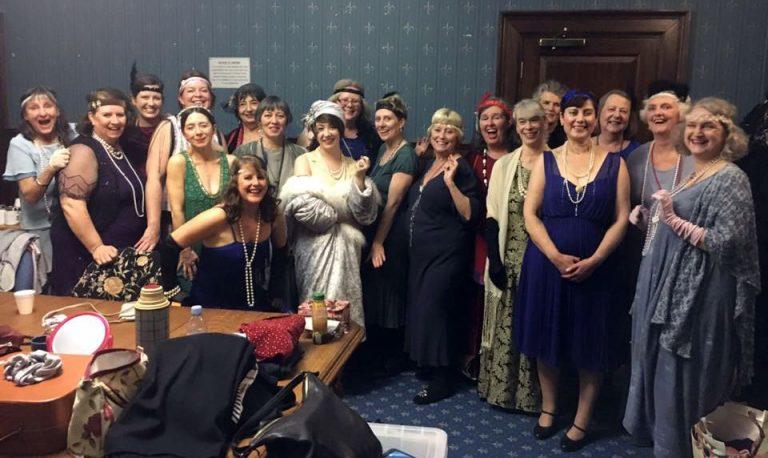 Ladies-of-the-chorus