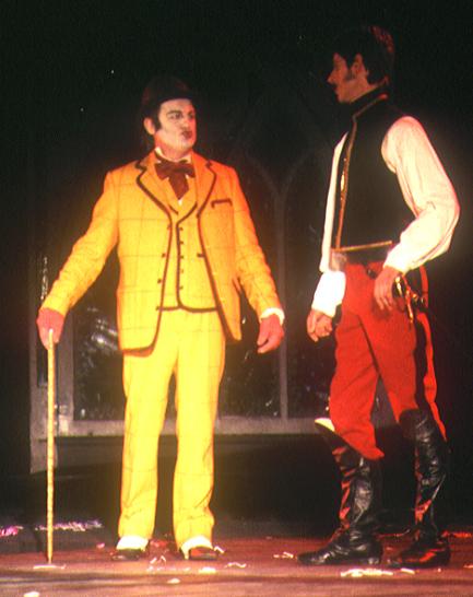 Mephisto and Valentin